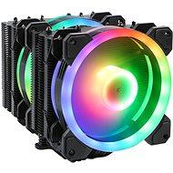 GELID Solutions Glacier Black - Prozessorkühler