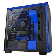 NZXT H700i schwarz-blau - PC-Gehäuse