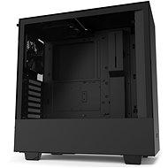 PC-Gehäuse NZXT H510 Mattschwarz