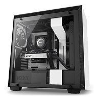 NZXT Schrank H700 Weiß - PC-Gehäuse