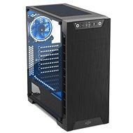 SilentiumPC Armis AR3 TG-RGB Pure Black - PC-Gehäuse