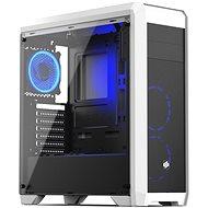 SilentiumPC Gehäuse Regnum RG4TF RGB Frosty White - PC-Gehäuse