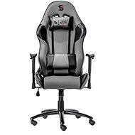 SilentiumPC Gear SR300 Grau - Gaming Stuhl
