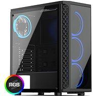 SG SilentiumPC SG1X TG RGB - PC-Gehäuse