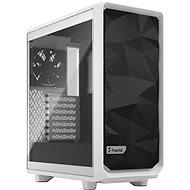 Fractal Design Meshify 2 Compact White TG Clear - PC-Gehäuse