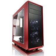 Fractal Design Focus G Mystic Red - PC-Gehäuse