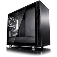 Fractal Design Define R6 Blackout Tempered Glass - PC-Gehäuse