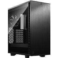 Fraktales Design Definieren Sie 7 Kompakt Black - PC-Gehäuse