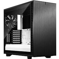 Fraktales Design Definieren Sie 7 Schwarz / Weiß - PC-Gehäuse