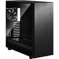 Fraktales Design Definieren Sie 7 XL Schwarz - PC-Gehäuse