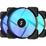 Fractal Design Aspect 12 RGB PWM Black Frame (3er Pack) - PC-Lüfter