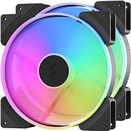 Fractal Design Prisma AL-18 ARGB PWM 2er-Set - PC-Lüfter