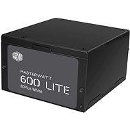 Cooler Master MasterWatt Lite 600 - PC-Netzteil