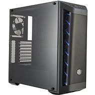 Kühler Master MB511 MasterBox Mesh Blue Trim - PC-Gehäuse