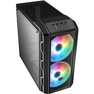 Kühler Master MasterCase H500 ARGB - PC-Gehäuse