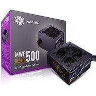 Cooler Master MWE 500 BRONZE - V2 - PC-Netzteil