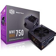 Cooler Master MWE 750 BRONZE - V2 - PC-Netzteil