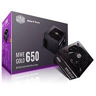 Cooler Master MWE GOLD 650 - PC-Netzteil