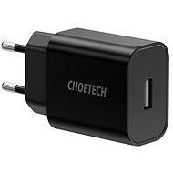 ChoeTech Smart USB Wall Charger 12W Black - Netzladegerät