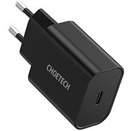 ChoeTech USB-C PD 20W Fast Charger Black - Netzladegerät