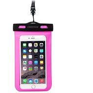 ChoeTech Waterproof Bag for Smartphones Pink - Handyhülle