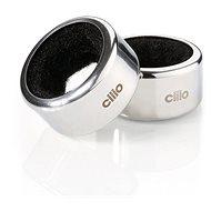Cilio Set mit 2 Weinringen / Tropfringen