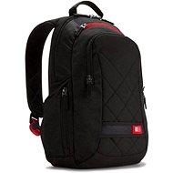 Case Logic CL-DLBP114K, passend für bis zu 14 Zoll, schwarz - Laptop-Rucksack