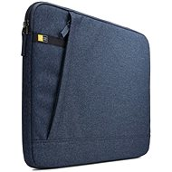 "Notebook Hülle Logic Huxton 15.6 ""blau - Laptophülle"