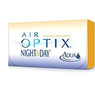 Air Optix Night and Day Aqua (3 Linsen), Dioptrien: -6.00, Krümmung: 8.40 - Kontaktlinsen