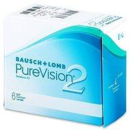 PureVision 2 HD (6čoček) dioptrie: -0.50, zakřivení: 8.60 - Kontaktlinsen