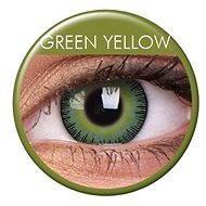 Kontaktlinsen ColourVUE - Fusion (2 Linsen) Farbe: Grün Gelb - Kontaktlinsen