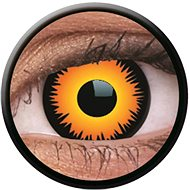 Verrücktes ColourVUE (2 Linsen) Farbe: Orange Werewolf - Kontaktlinsen