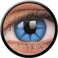 Kontaktlinsen ColourVUE Crazy Lens (2 Linsen), Farbe: Blue Star - Kontaktlinsen