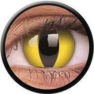 Verrücktes ColourVUE (2 Linsen) Farbe: Cat Eye - Kontaktlinsen