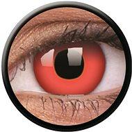 Kontaktlinsen ColourVUE Crazy Lens (2 Linsen), Farbe: Red Devil - Kontaktlinsen