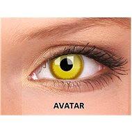 Verrücktes ColourVUE (2 Linsen) Farbe: Avatar - Kontaktlinsen