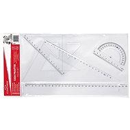 CONCORDE transparent - 4er-Set - Lineal