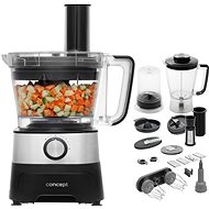 CONCEPT RM3000 Food Processor 800 W CUBE - Küchenmaschine