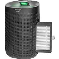 CONCEPT OV1210 Perfect Air schwarz - Luftentfeuchter