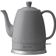 CONCEPT RK0071 Wasserkocher aus Keramik 1,5 Liter - grau - Wasserkocher