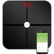 CONCEPT VO4011 Osobní váha diagnostická 180 kg PERFECT HEALTH, černá - Osobní váha
