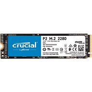 Crucial P2 250GB - SSD Festplatte
