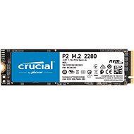Crucial P2 500GB - SSD Festplatte