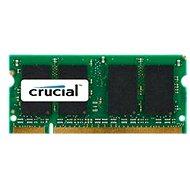 Systemspeicher Crucial SO-DIMM 1 GB DDR 333 MHz CL2.5 - Arbeitsspeicher