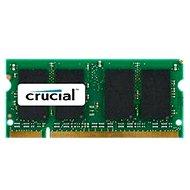 CRUCIAL SO-DIMM 1 GB DDR2 667MHz CL5 - Arbeitsspeicher