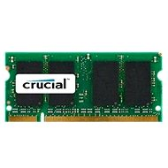 Crucial SO-DIMM DDR2 667MHz CL5 2 GB - Arbeitsspeicher