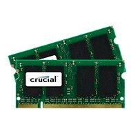 Crucial SO-DIMM 4GB KIT DDR2 800MHz CL6 - Arbeitsspeicher