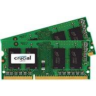 Crucial SO-DIMM 4 GB KIT DDR3 1066 MHz CL7 für Apple / Mac - Arbeitsspeicher