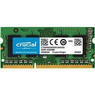 Crucial SO-DIMM 4GB DDR3L 1600MHz CL11 Single Ranked für Mac - Arbeitsspeicher