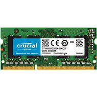 Crucial SO-DIMM 4GB DDR3 1600 MHz CL11 - Arbeitsspeicher